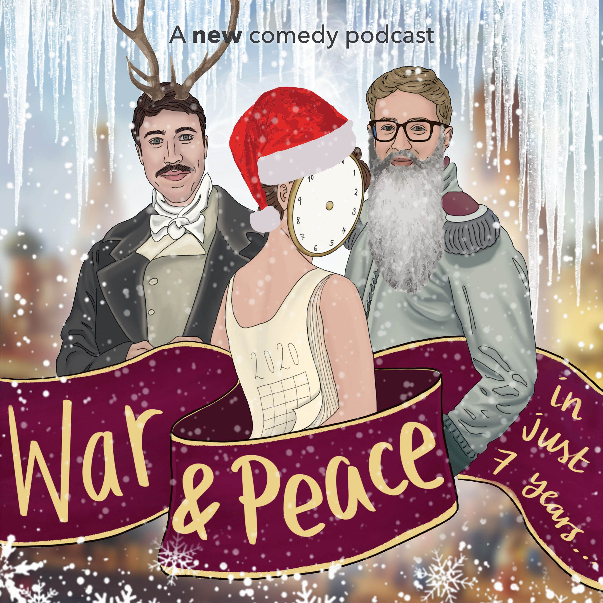 War and Peace - Book 1 - Christmas special
